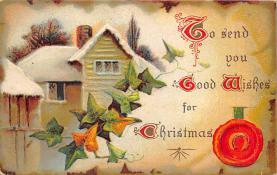 xms002833 - Christmas Day Postcard