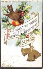 xms002851 - Christmas Day Postcard