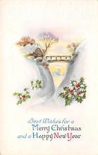 xms002857 - Christmas Day Postcard