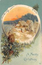 xms002863 - Christmas Day Postcard
