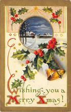 xms002865 - Christmas Day Postcard