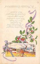 xms002873 - Christmas Day Postcard