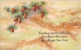 xms002879 - Christmas Day Postcard