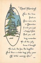 xms002885 - Christmas Day Postcard