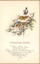 xms002895 - Christmas Day Postcard