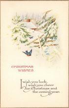 xms002899 - Christmas Day Postcard