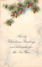 xms002905 - Christmas Day Postcard