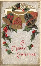 xms002907 - Christmas Day Postcard