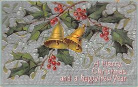 xms002909 - Christmas Day Postcard