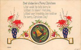 xms002915 - Christmas Day Postcard