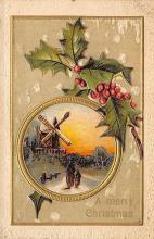 xms002917 - Christmas Day Postcard