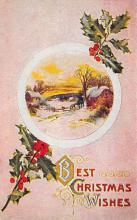 xms002919 - Christmas Day Postcard