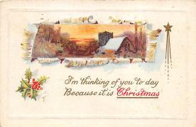 xms002925 - Christmas Day Postcard