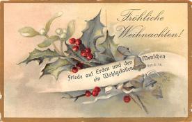 xms002927 - Christmas Day Postcard