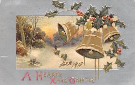 xms002929 - Christmas Day Postcard