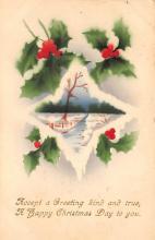 xms002931 - Christmas Day Postcard