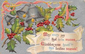 xms002937 - Christmas Day Postcard