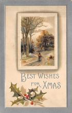 xms002939 - Christmas Day Postcard