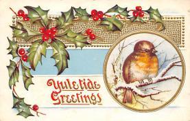xms002943 - Christmas Day Postcard