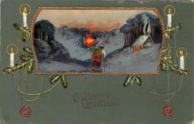 xms002951 - Christmas Day Postcard