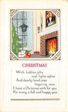 xms002977 - Christmas Day Postcard