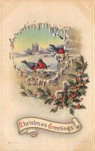 xms002979 - Christmas Day Postcard