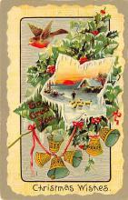 xms002981 - Christmas Day Postcard