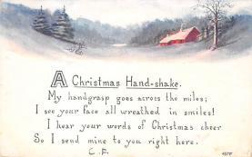 xms002989 - Christmas Day Postcard