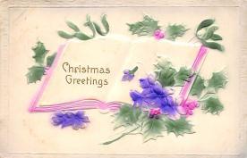 xms002993 - Christmas Day Postcard