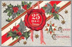 xms002999 - Christmas Day Postcard