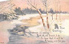xms003013 - Christmas Day Postcard