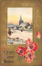 xms003037 - Christmas Day Postcard