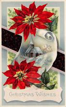 xms003039 - Christmas Day Postcard