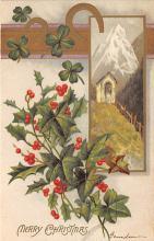 xms003055 - Christmas Post Card