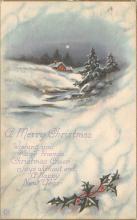 xms003057 - Christmas Post Card