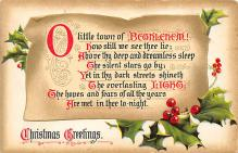 xms003085 - Christmas Post Card
