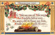 xms003091 - Christmas Post Card