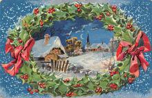 xms003097 - Christmas Post Card