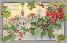 xms003105 - Christmas Post Card