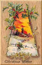 xms003111 - Christmas Post Card