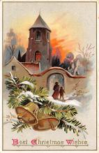 xms003115 - Christmas Post Card