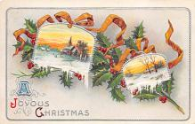 xms003141 - Christmas Post Card