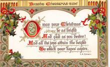 xms003151 - Christmas Post Card