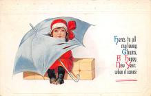 xms003157 - Christmas Post Card