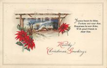 xms003161 - Christmas Post Card