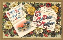 xms003169 - Christmas Post Card