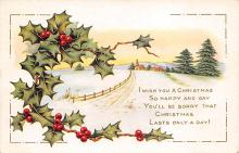 xms003171 - Christmas Post Card