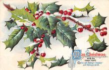 xms003189 - Christmas Post Card