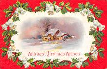 xms003199 - Christmas Post Card