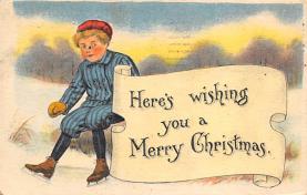 xms003219 - Christmas Post Card